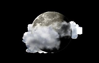 nori împrăștiați