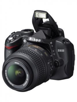 nikon d3000 - полная инструкция пользователя.