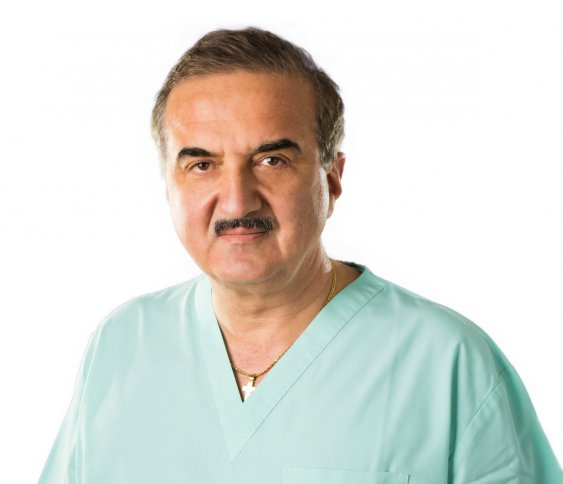 Bratu Ion Tiberiu - Profesor, doctor