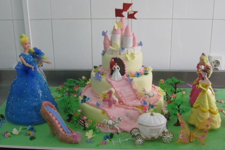 Cofetaria Codrina Timisoara - tort copii - Cenusareasa