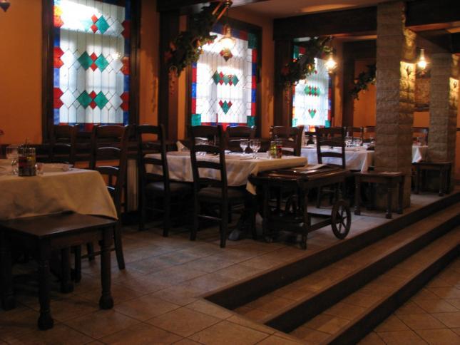 Restaurant Rustic Timisoara