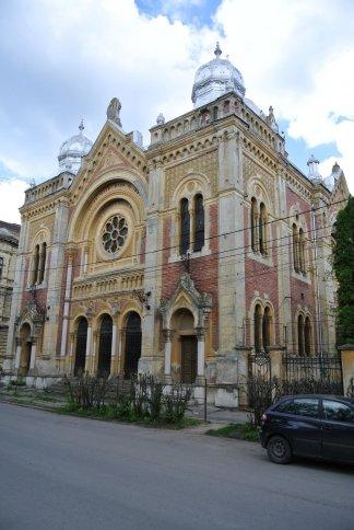 Sinagoga Noua din Fabric