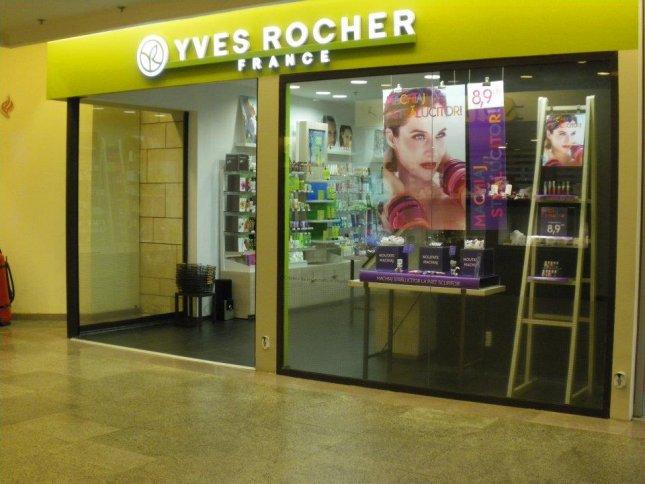 Yves Rocher Timisoara - Iulius Mall