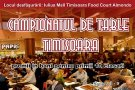 Campionatul de Table Timisoara - etapa a II - a