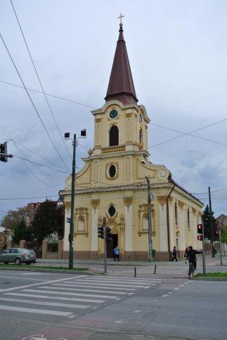 Biserica Catolica din Iosefin