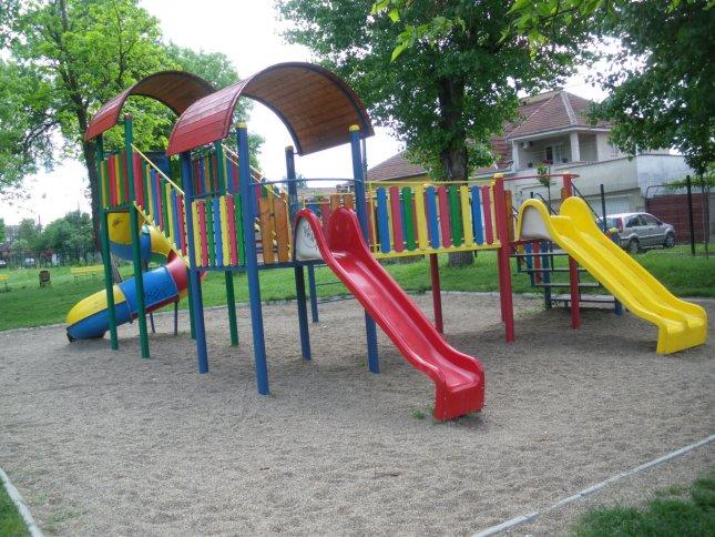 Loc de joaca - Parcul Fratii Constantin
