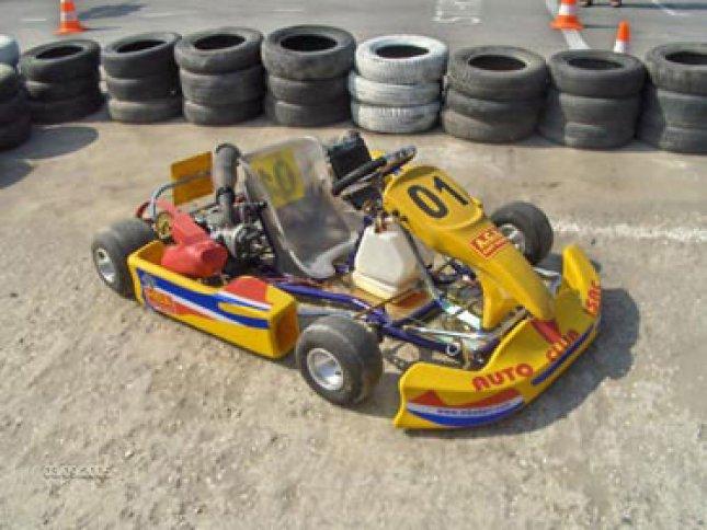 Karting Isac