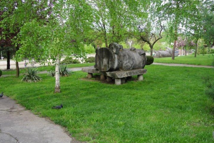 Parcul Alpinet din Timisoara