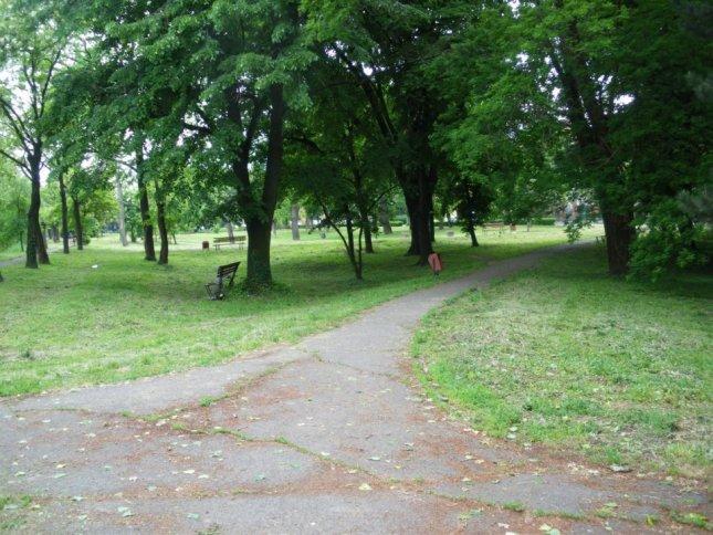 Parcul Andrei Mocioni din Timisoara