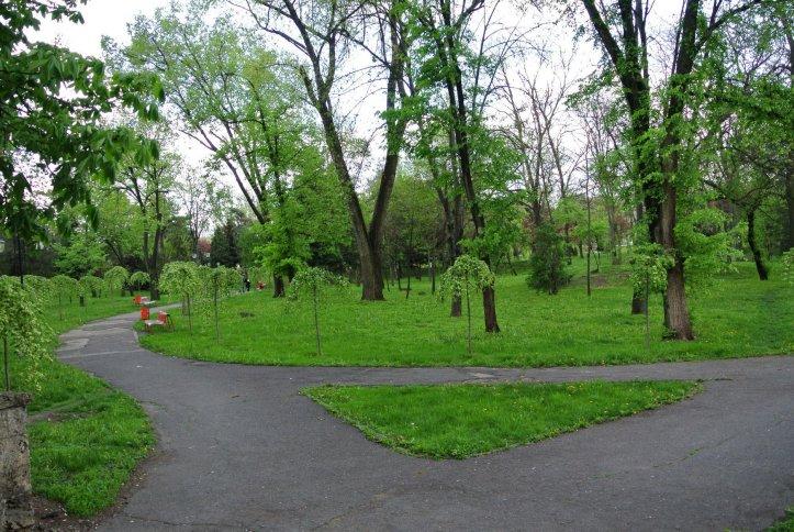 Parcul Catedralei