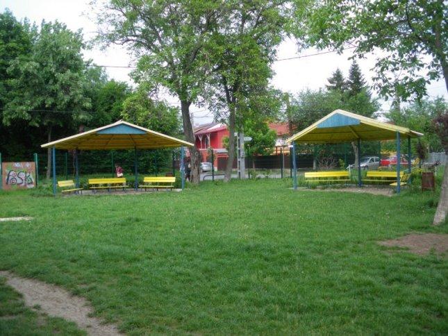 Parcul Fratii Constantin din Timisoara