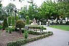 Parcul Piata Bisericii din Timisoara