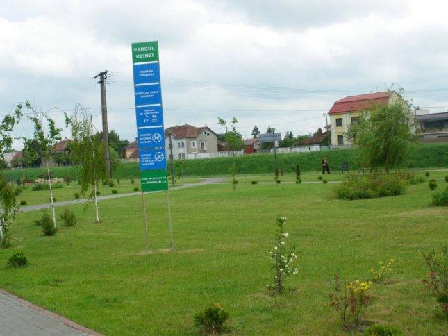 Parcul Uzinei din Timisoara