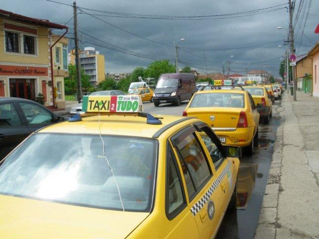 Statie taxi - Borzesti