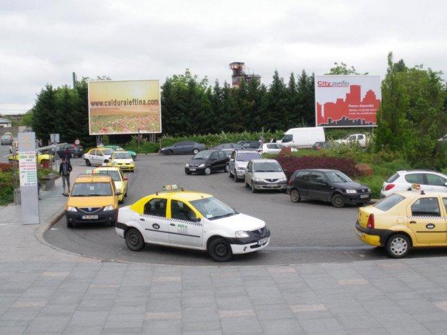 Statie taxi - Iulius Mall