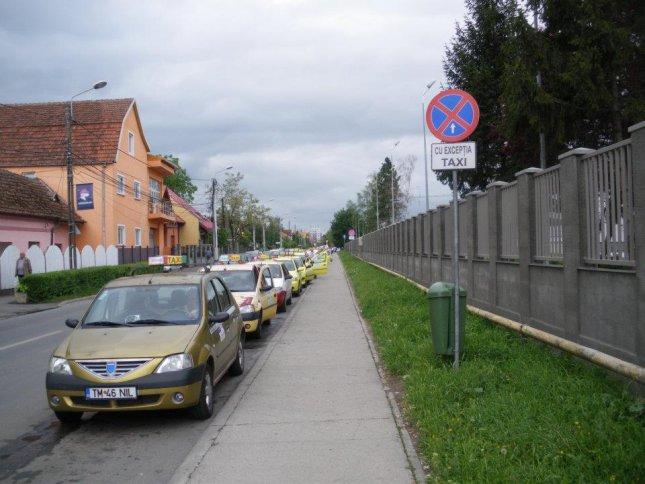 Statie taxi - Lipovei