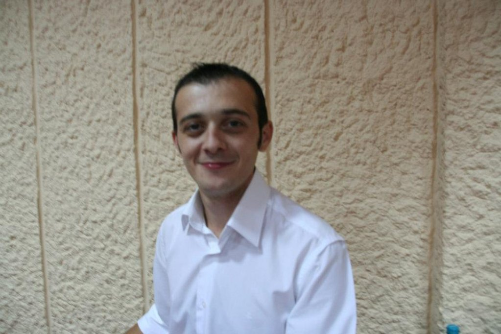 Alin Pupaza - instructor de dans si zumba in Timisoara