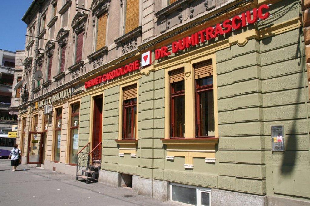 C. M. Dr. Mihaela Dumitrasciuc - cardiologie in Timisoara