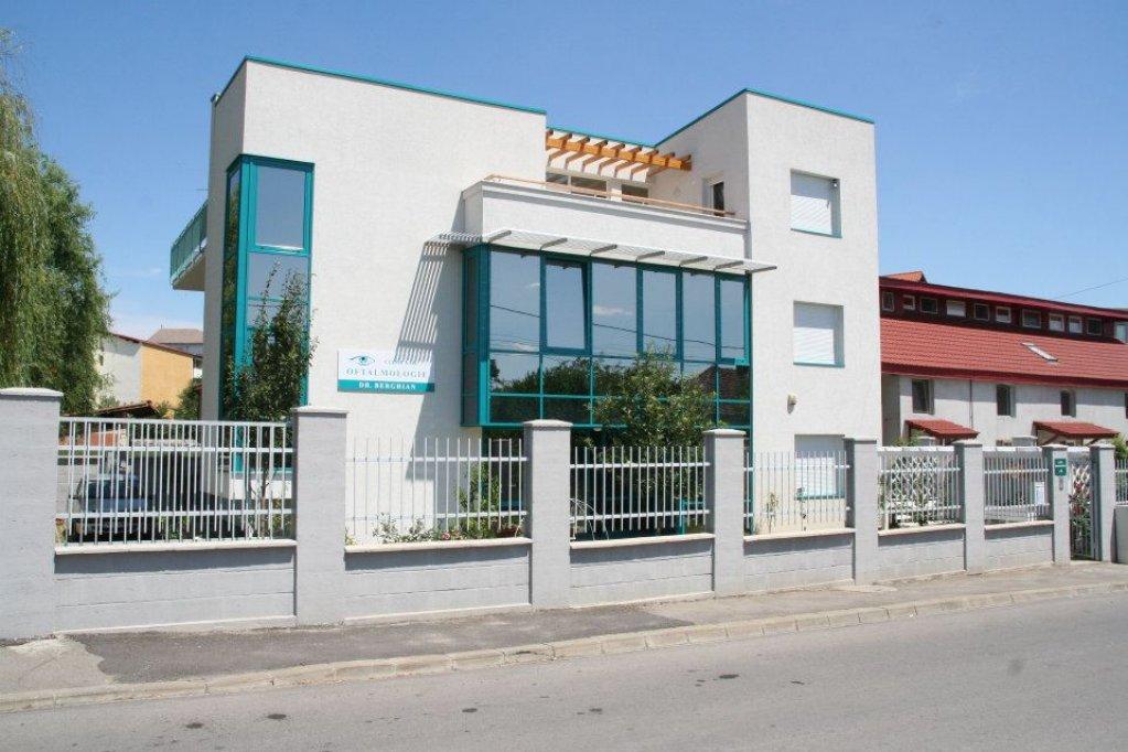 Clinica de oftalmologie Dr. Berghian Timisoara