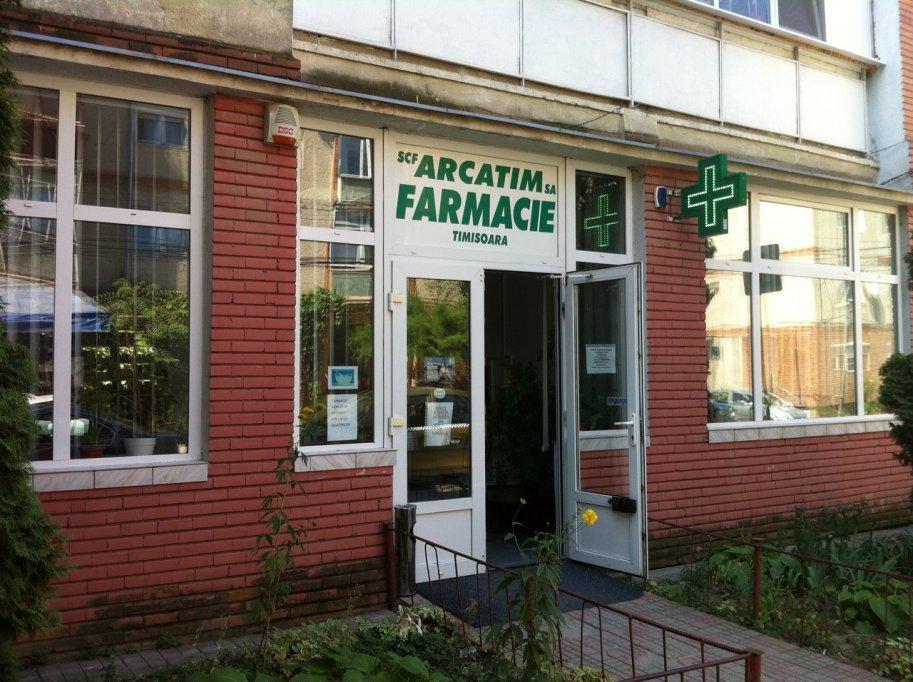 Farmacia Arcatim 129 Timisoara