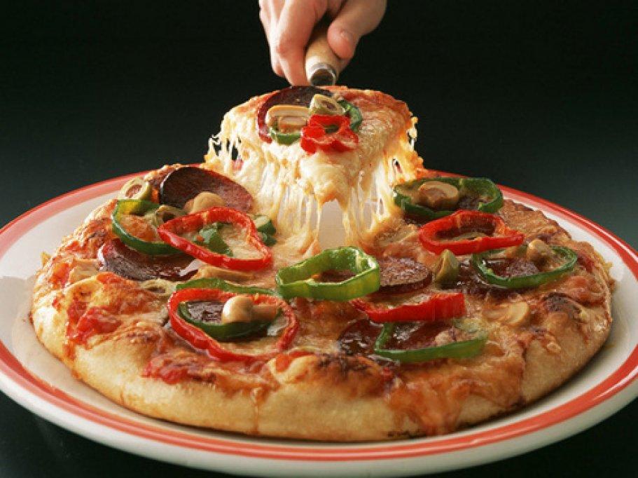Pizza in Timisoara