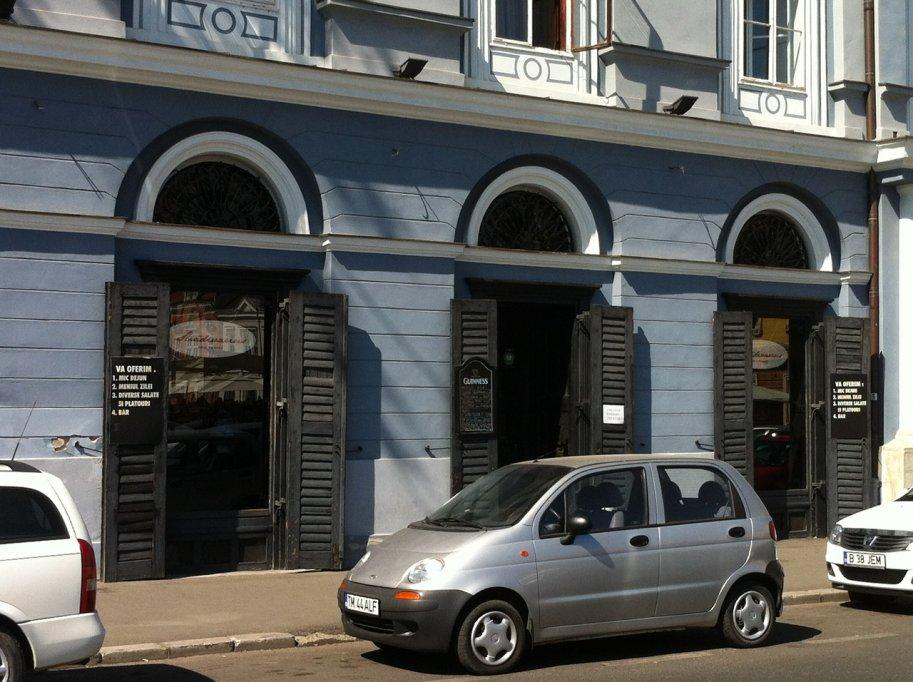 Restaurant Stradivarius
