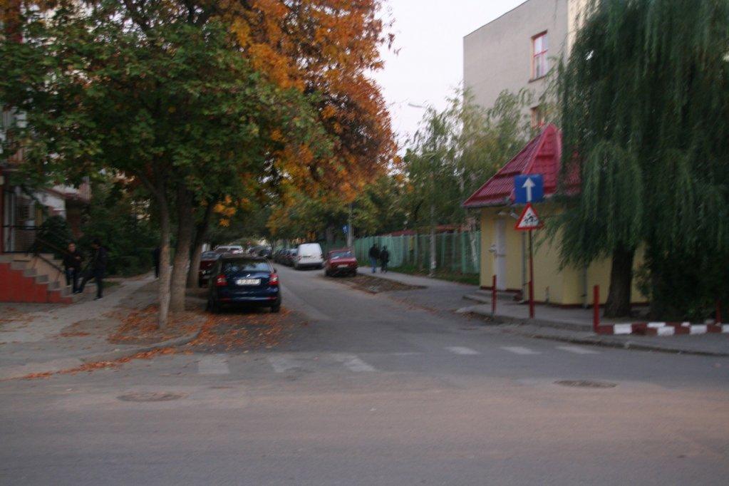 Aleea Azurului din Timisoara