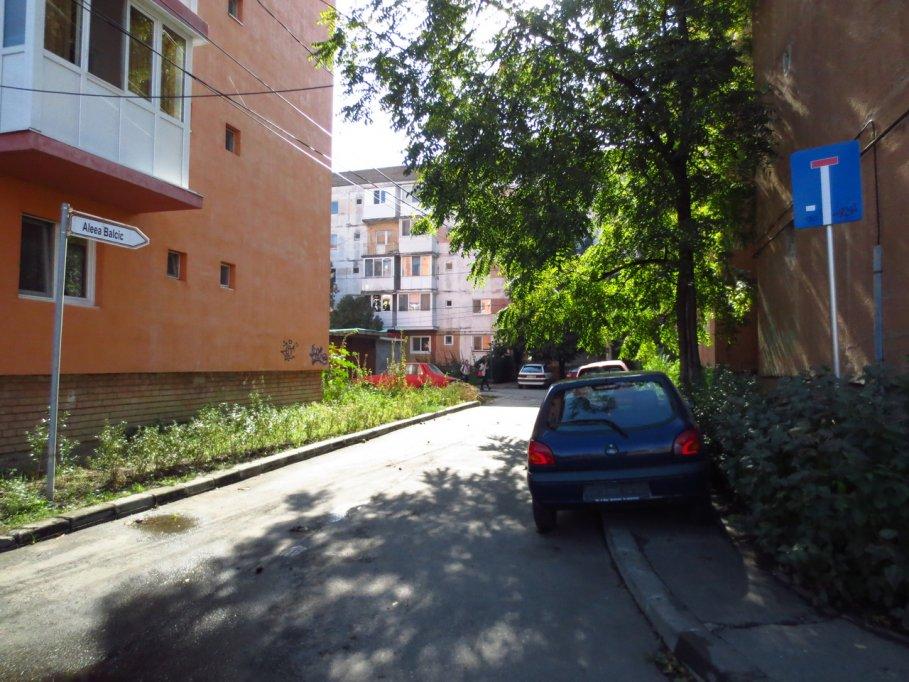 Aleea Balcic din Timisoara
