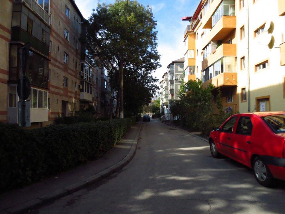 Aleea Balti din Timisoara