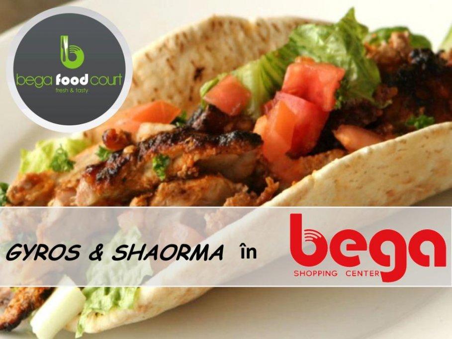 Deschiderea Bega Food Court