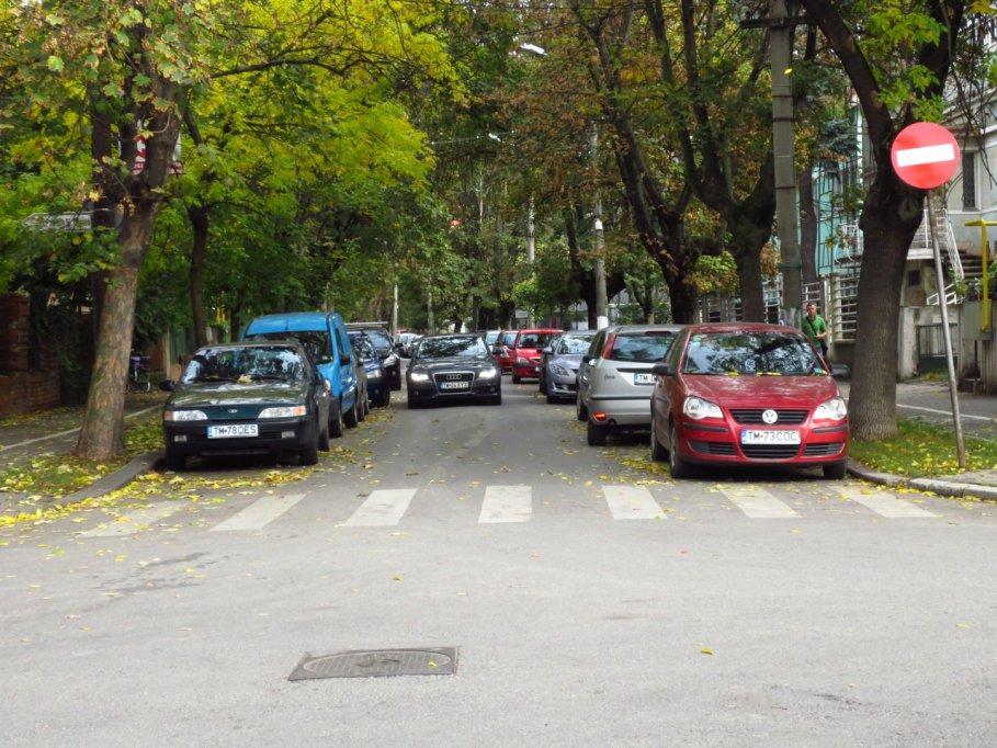 Bulevardul Mihai Eminescu din Timisoara