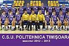 Poli Timisoara – Dinamo Calarasi