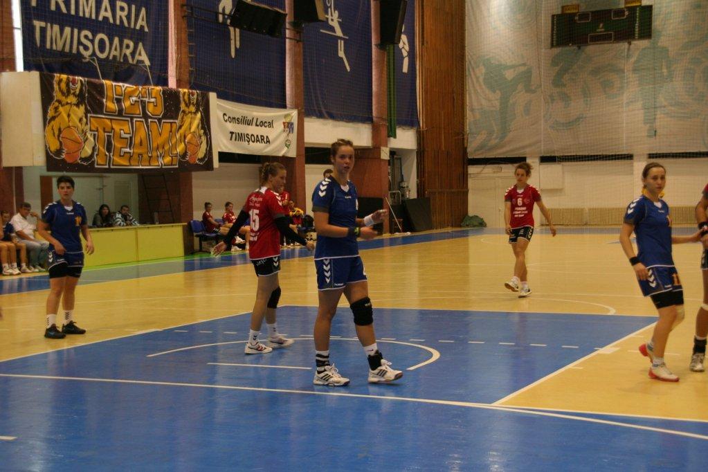 Universitatea Timisoara 19-35 Baia Mare - 7 Octombrie 2012