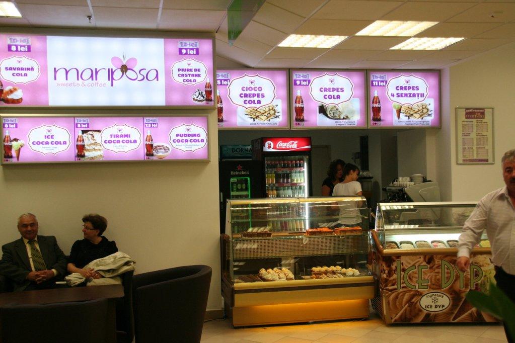 Deschiderea Bega Food Court - 12.10.2012