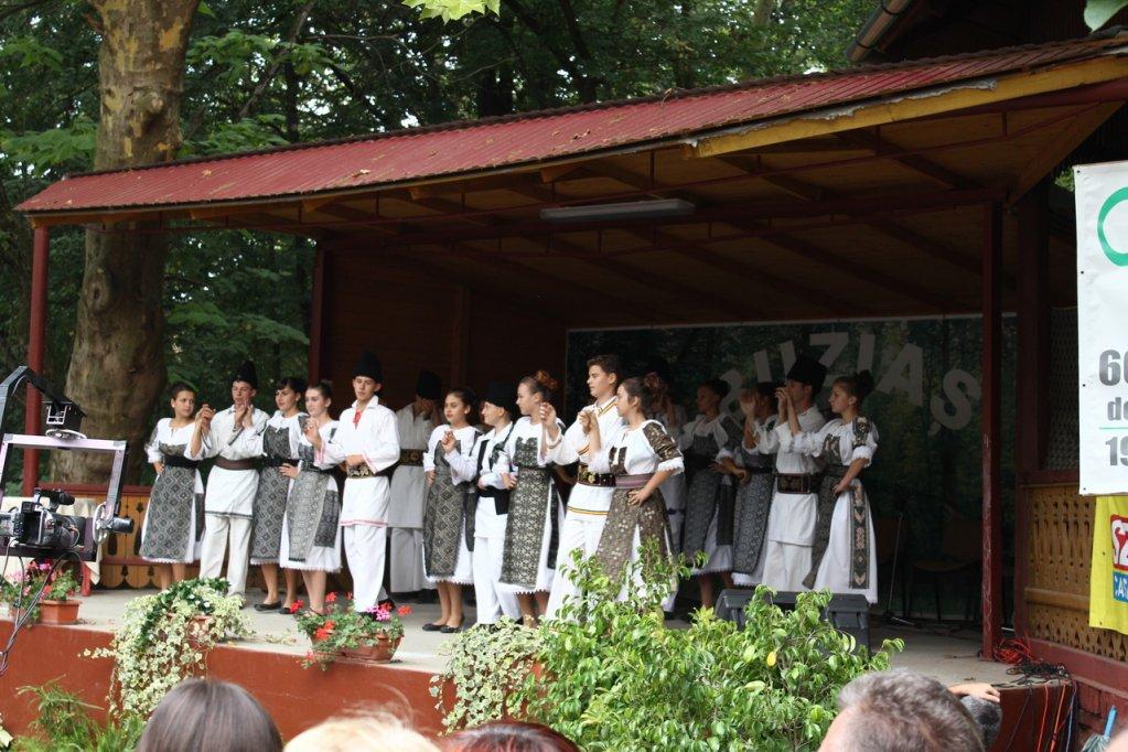 Festivalul papricasului - Buzias 2012