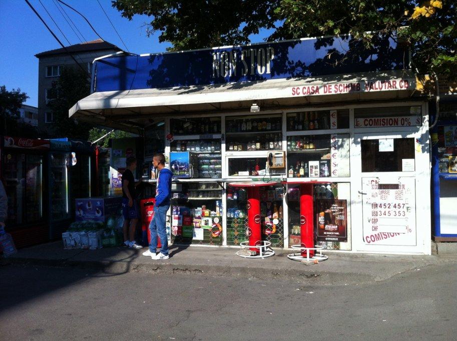 Minimarket - str. Gh. Lazar, nr. 40