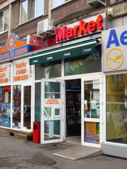 Minimarket - Piatra Caraiului nr. 1