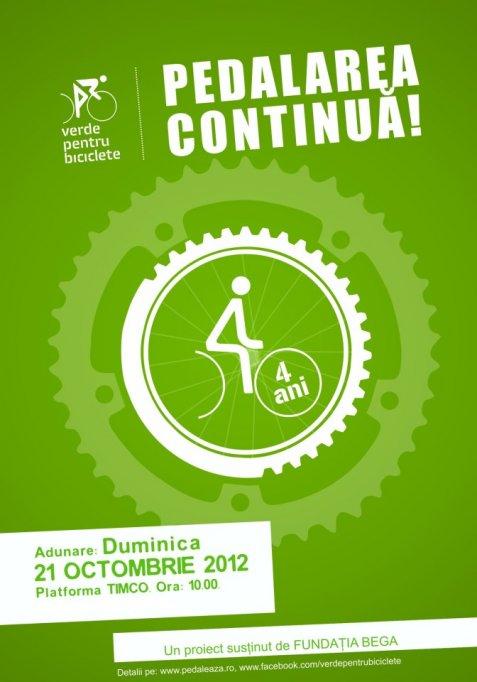 Pedalarea de Toamna 2012 by Verde pentru Biciclete