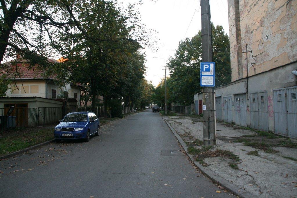 Strada Abrud din Timisoara