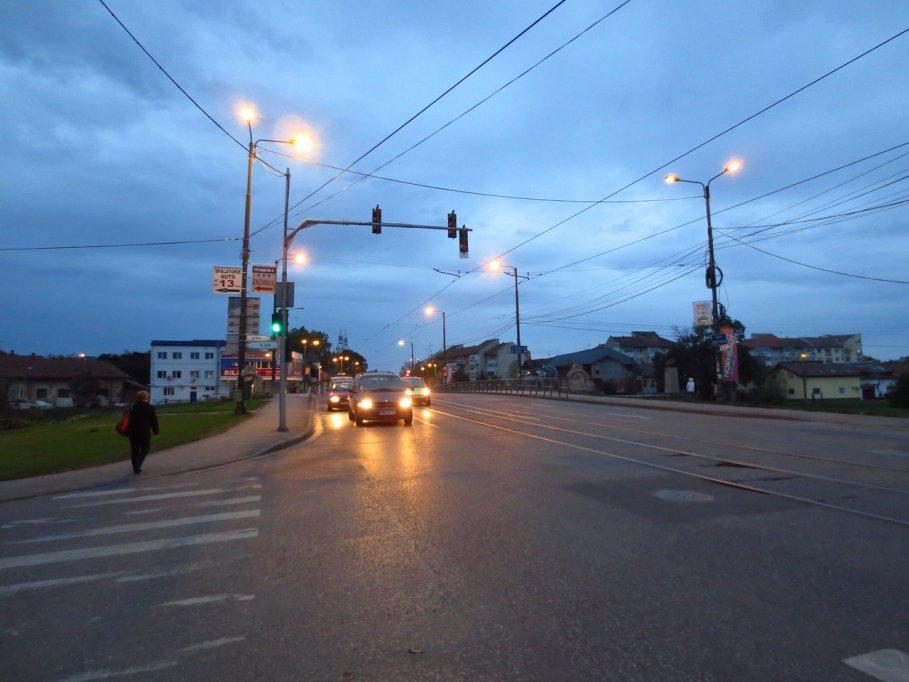 Strada Andrei Saguna