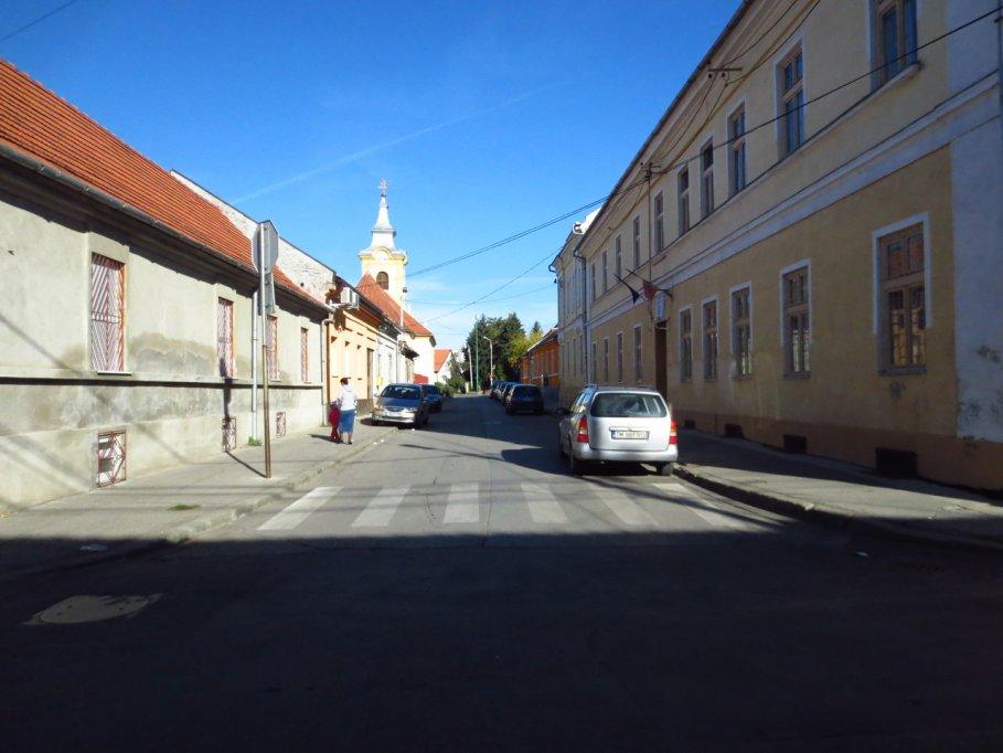 Strada Comanesti
