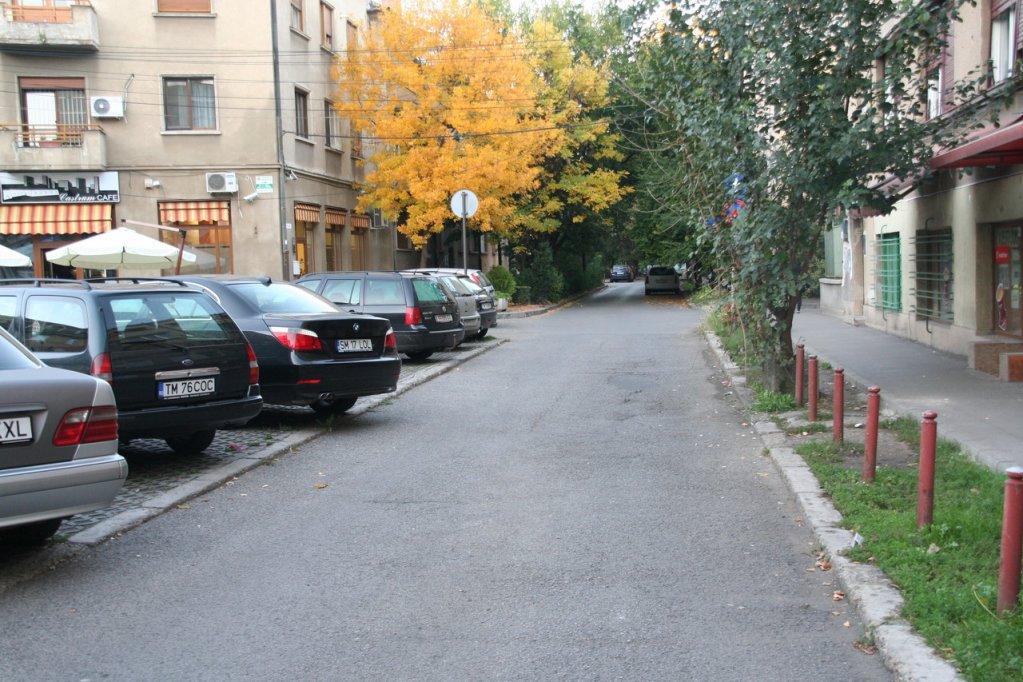 Strada Dimitrie Paciurea
