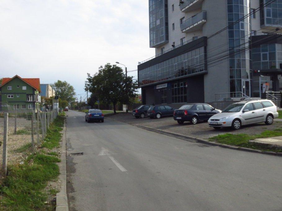 Strada Dr. Grigore T. Popa