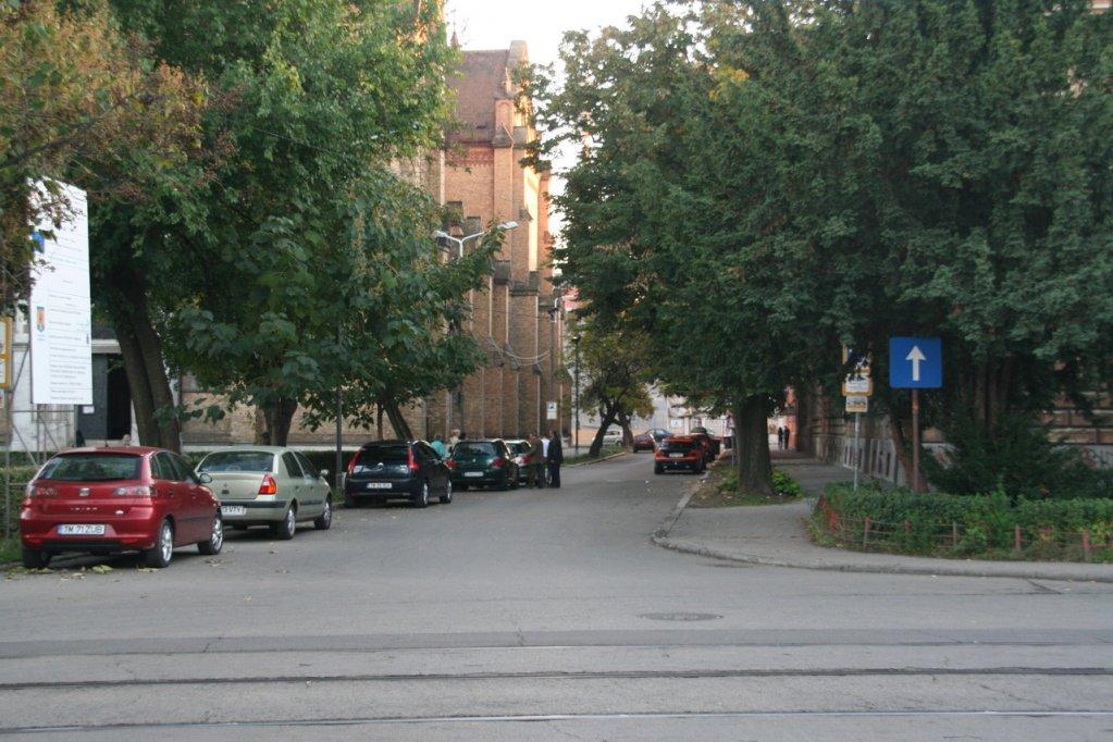 strada episcop alexandru bonnaz din timisoara