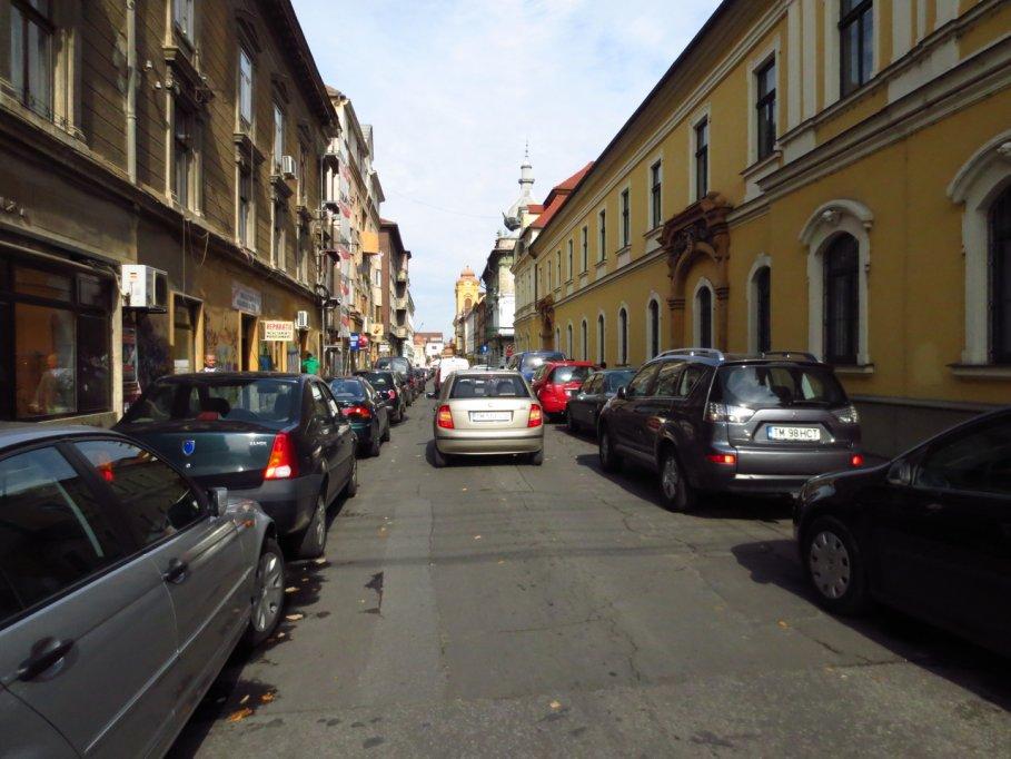 Strada Episcop Augustin Pacha