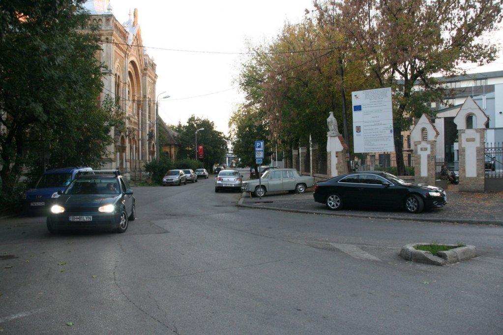 Strada Episcop Ioseph Lonovici