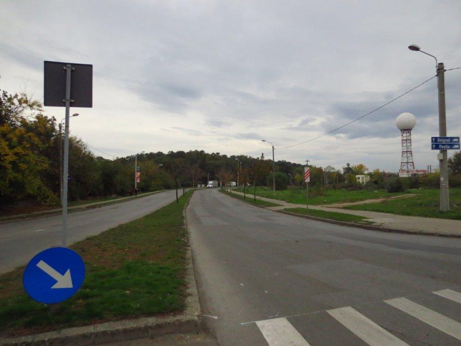 Strada Gheorghe Adam din Timisoara