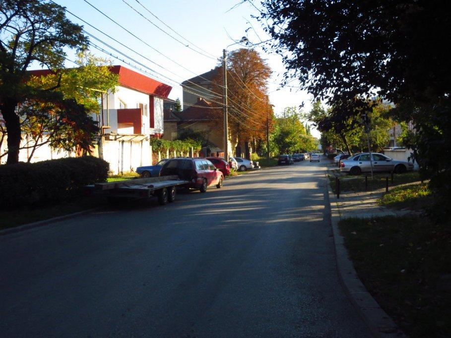 Strada Infratirii