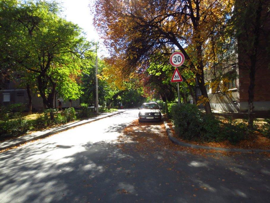 Strada Johann Sebastian Bach