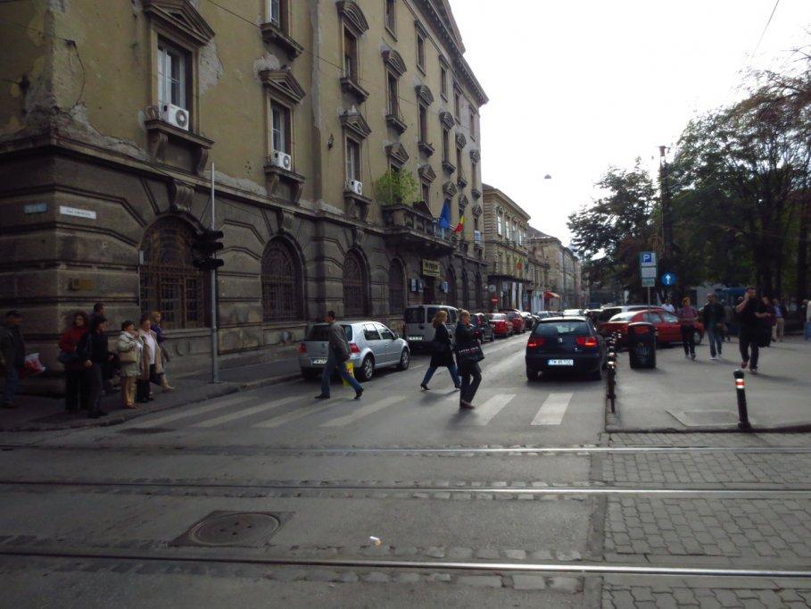 Strada Lucian Blaga